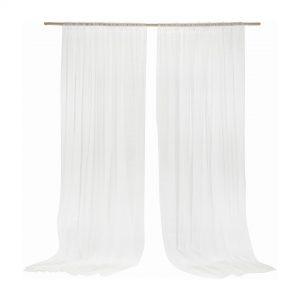 smart ziptrack curtain